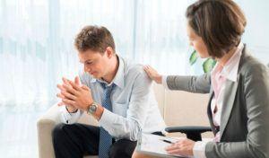 Psicólogos para tratar la depresión